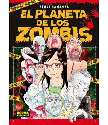 El planeta de los zombies