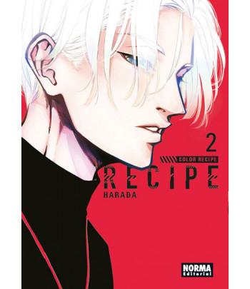 Color Recipe Nº 2 (de 2)