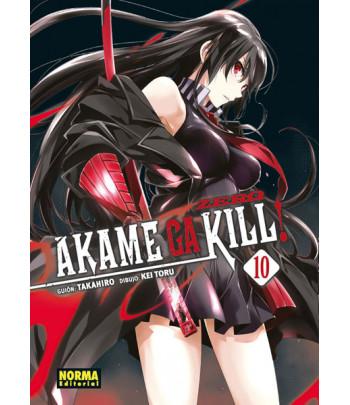 Akame ga Kill! Zero Nº 10...