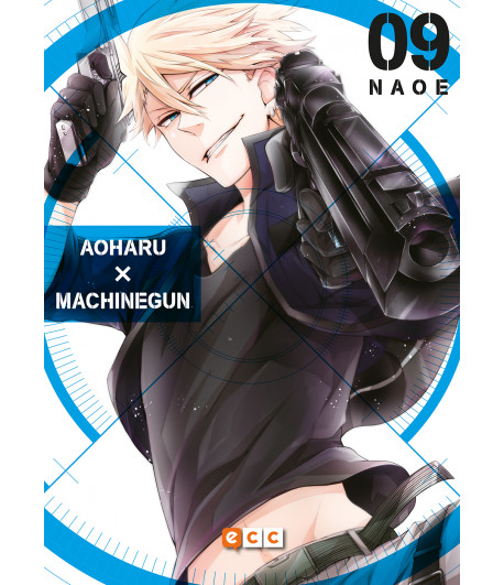 Aoharu x Machinegun Nº 09