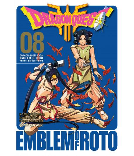 Dragon Quest: Emblem of Roto Nº 08 (de 15)