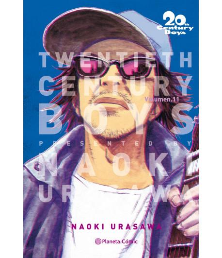 20th Century Boys Kanzenban Nº 11 (de 11)