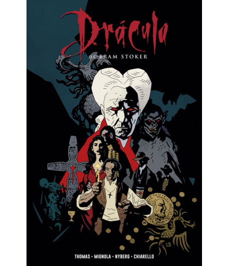 Drácula de Bram Stoker (color)