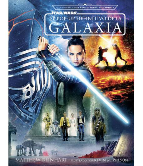 Star Wars: El pop-up definitivo de la Galaxia