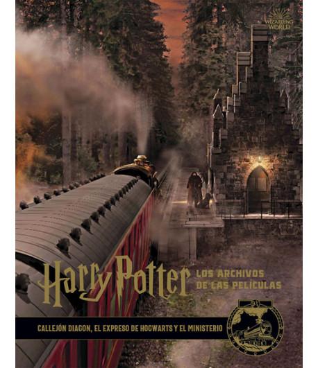 Harry Potter: Los archivos de las películas Nº 2: Callejón Diagón, Expreso de Hogwarts y el Ministerio