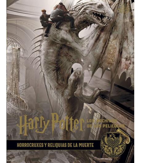 Harry Potter: Los archivos de las películas Nº 3: Horrocruxes y Reliquias de la Muerte