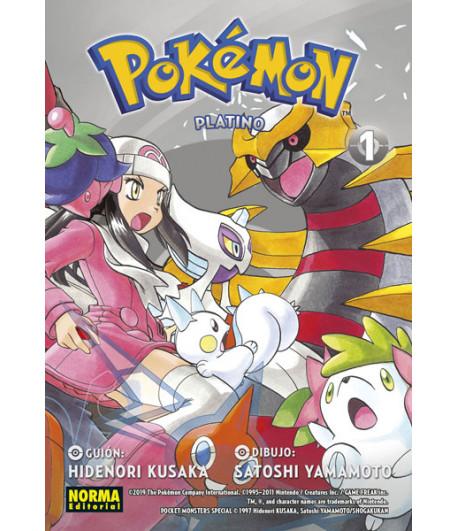 Pokémon Nº 22 - Platino 1