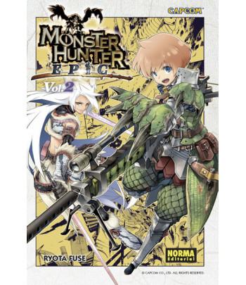 Monster Hunter Epic Nº 2...