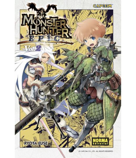 Monster Hunter Epic Nº 2 (de 3)