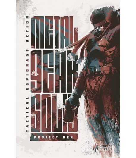 Metal Gear Solid Nº 01: Project Rex