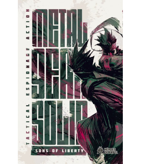 Metal Gear Solid Nº 02: Sons of Liberty