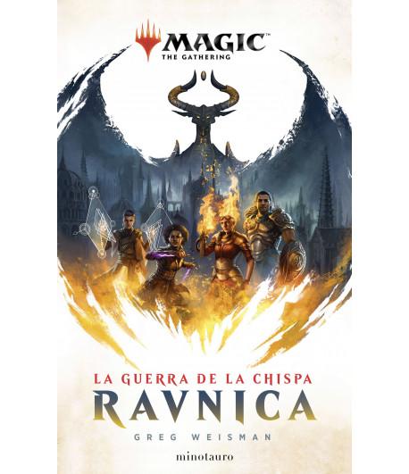 Magic the Gathering: La guerra de la chispa Nº 01: Ravnica