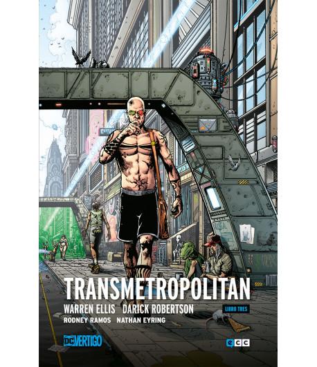 Transmetropolitan Nº 3 (de 5)