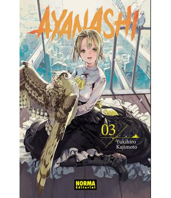 Ayanashi Nº 3 (de 4)