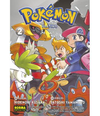 Pokémon Nº 23 - Platino 2