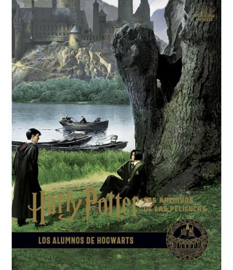 Harry Potter: Los archivos de las películas Nº 4: Los alumnos de Hogwarts