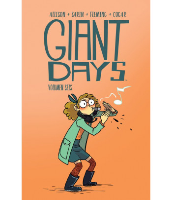 Giant Days Nº 06