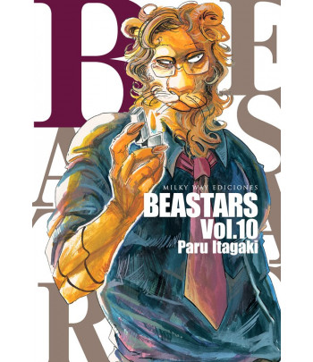 Beastars Nº 10