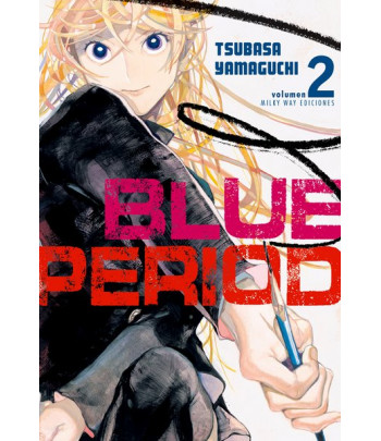 Blue Period Nº 02