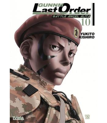 Gunnm - Last Order Nº 10...
