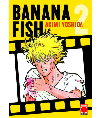 Banana Fish Nº 02 (de 10)