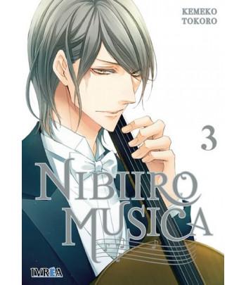 Nibiiro Musica Nº 3 (de 4)