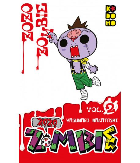 Zozo Zombie Nº 02 (de 11)