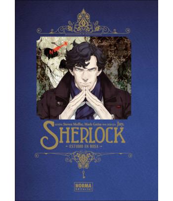 Sherlock Nº 01: Estudio en...