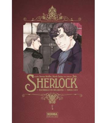 Sherlock Nº 04: Escándalo...