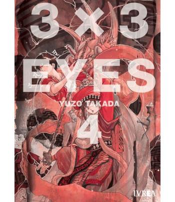 3x3 Eyes Nº 04 (de 24)