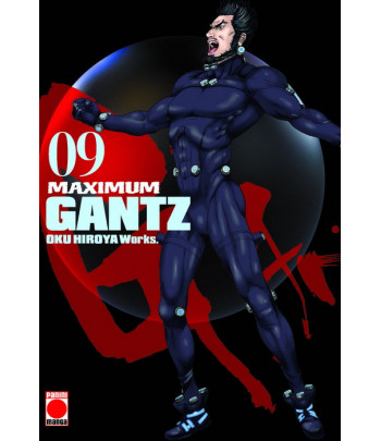 Maximum Gantz Nº 09 (de 18)