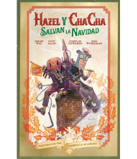 Hazel y Cha Cha salvan la Navidad