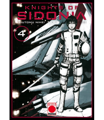 Knights of Sidonia Nº 04...