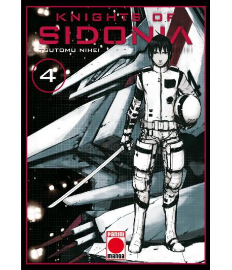 Knights of Sidonia Nº 04 (de 15)