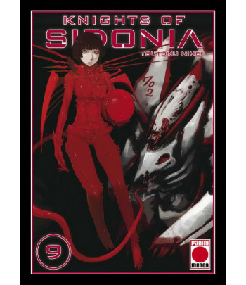 Knights of Sidonia Nº 09...