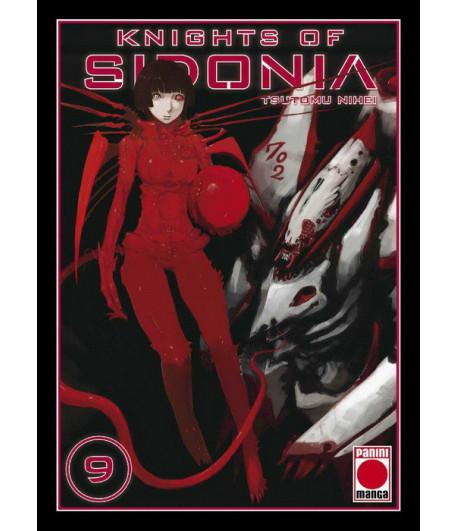 Knights of Sidonia Nº 09 (de 15)