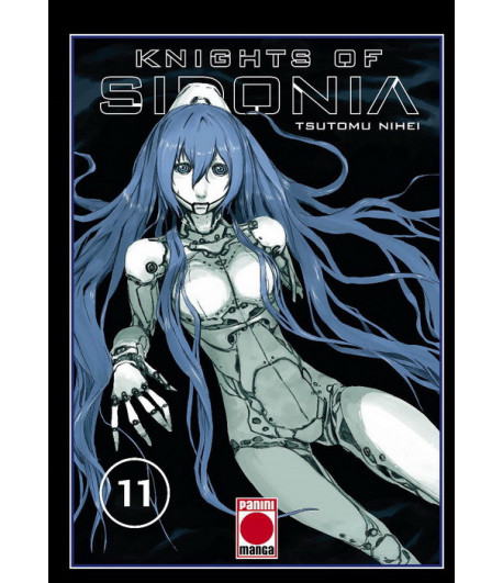 Knights of Sidonia Nº 11 (de 15)