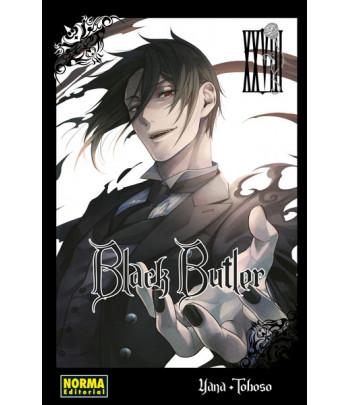 Black Butler Nº 28