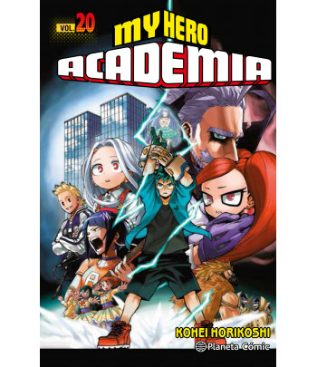 My Hero Academia Nº 20
