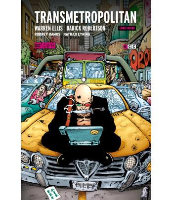 Transmetropolitan Nº 4 (de 5)