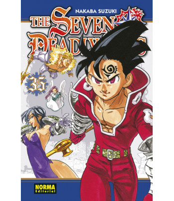 The Seven Deadly Sins Nº 35