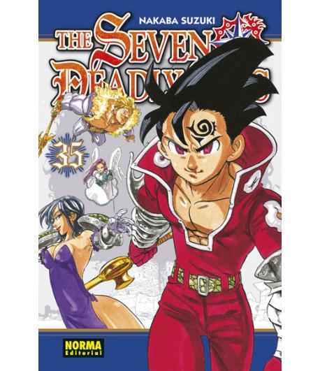 The Seven Deadly Sins Nº 35