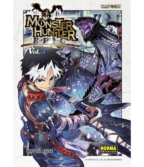 Monster Hunter Epic Nº 3 (de 3)