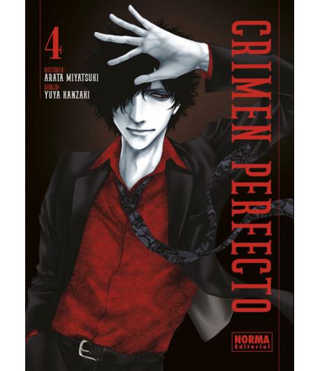Crimen Perfecto Nº 04