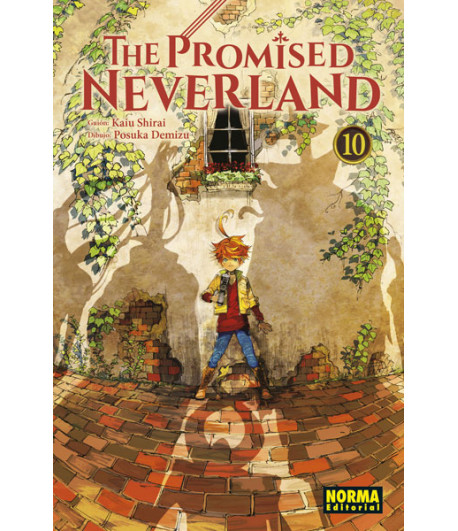 The Promised Neverland Nº 10
