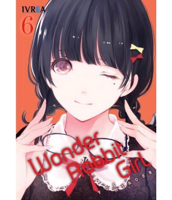 Wonder Rabbit Girl Nº 6 (de 7)