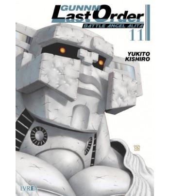 Gunnm - Last Order Nº 11...