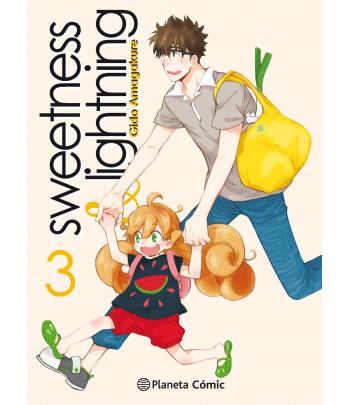 Sweetness & Lightning Nº 03...