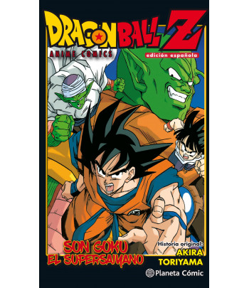 Dragon Ball Z: Goku el...