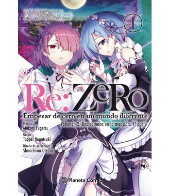 Re:Zero: Chapter 2 Nº 1 (de 5)